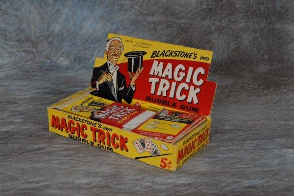23: Blackstone's Own Magic Trick Bubble Gum