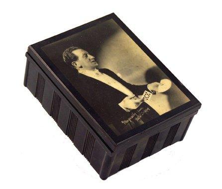 205: Leipzig Cigarette Box