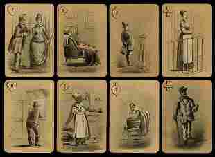 Unrecorded Civil War Era American Playing Cards. N.p.,