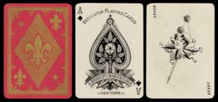 Andrew Dougherty Oriental No. 91 Playing Cards. New
