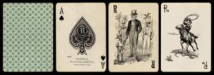 Russell's Recruits No. 76 Playing Cards.