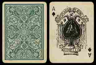 "Shakesperian Card Co. ""Othello"" Playing"