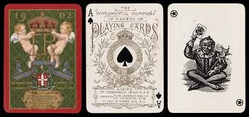 [King Edward VII] Worshipful Company of Playing Cards