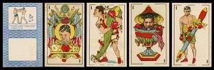 Campeones de Boxeo Playing Cards. Spain: Cromos, ca.