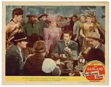 Harvey Girls Lobby Card. MGM, 1945. Lobby card