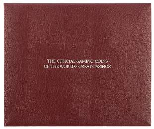 Franklin Mint Gaming Coins of the World's Great