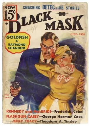 CHANDLER, Raymond (1888–1959). First Publication of