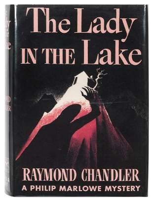 CHANDLER, Raymond (1888–1959). The Lady in the Lake.