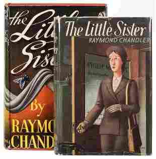 CHANDLER, Raymond (1888–1959). The Little Sister.