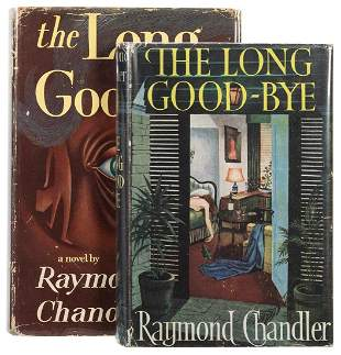 CHANDLER, Raymond (1888–1959). The Long Goodbye.