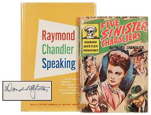 [CHANDLER, Raymond]. –– GARDINER, Dorothy, editor. ––