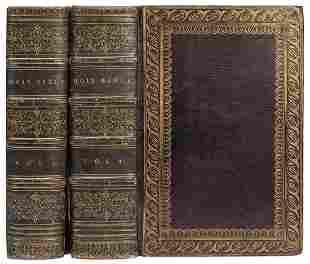 [BIBLE]. HEATH, Charles (1785–1848), illustrator. The