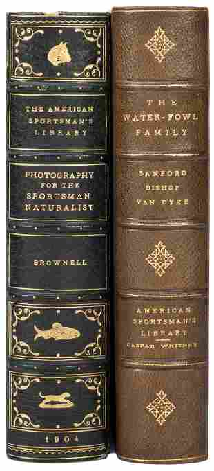 [BINDING]. BROWNELL, L. W. Photography for the