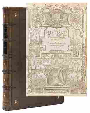 COMINES, Philippe de (1447–1511). The Historie of