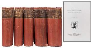 [PRINTED ON VELLUM]. D'AVENANT, William, sir (1606–166