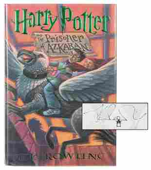 ROWLING, J. K. Harry Potter and the Prisoner of