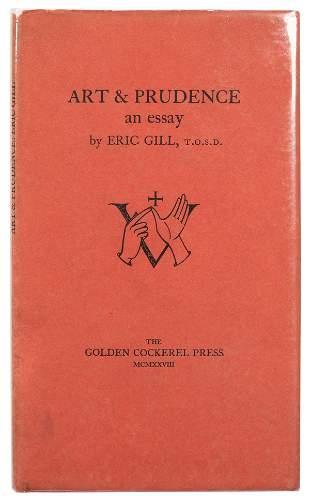 [FINE PRESS & LIVRE D'ARTISTE]. –– [GOLDEN COCKEREL