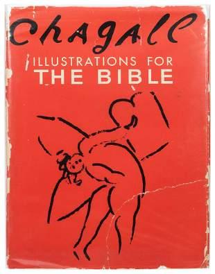 CHAGALL, Marc (1887-1985), –– WAHL, Jean. Illustrations