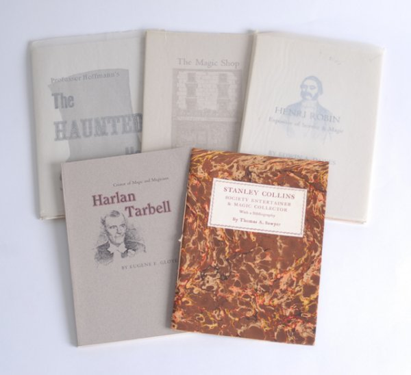 2: Five publications from R. Buffum's Abracadabra.