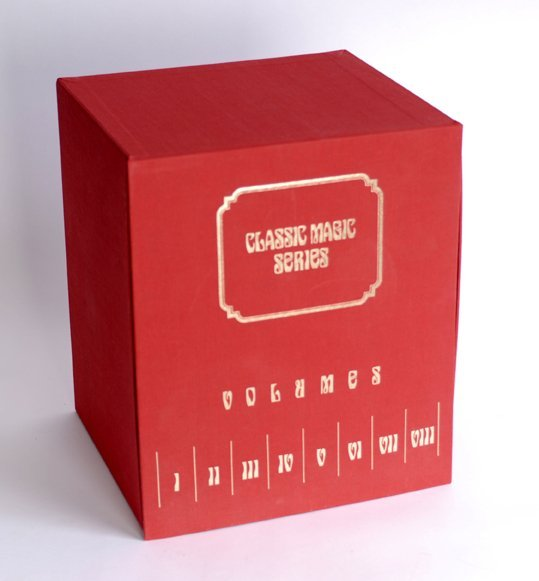3: Albo's Classic Magic Series, Vols. 1-11, each volume