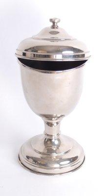 19: Bran Vase by Donald Holmes, ca. 1915.