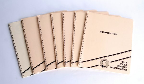 20: The Fred Braue Notebooks