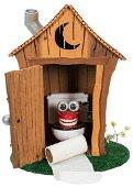 The Outhouse. West Richland, WA: Wolf's Magic,