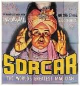 Sorcar, P.C (Pratul Chandra). Sorcar / The World'