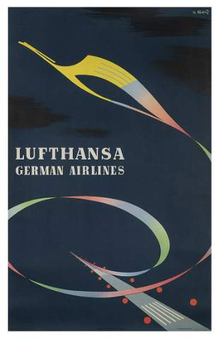 ABEKING, Thomas. Lufthansa / German Airlines. Federal