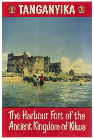 [AFRICA] Tanganyika / Harbor Fort of the Ancient