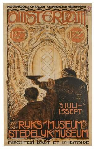 Amsterdam 1275-1925 / Ryks Museum Stedelykmuseum.