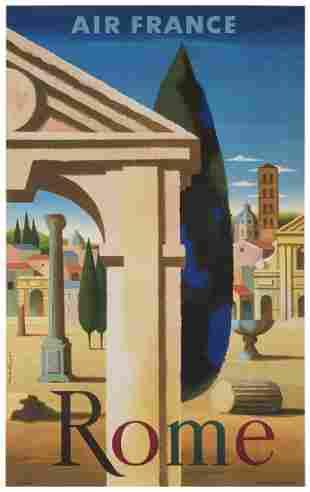NATHAN-GARAMOND, Jacques (French, 1910-2001). Air