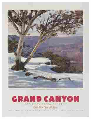[NATIONAL PARKS] Grand Canyon / Fred Harvey Hotels and