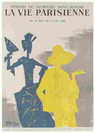 COLIN, Paul (French, 1892–1985). La Vie