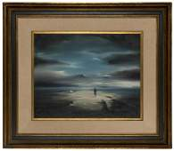 WATSON, Robert (American/California, 1923-2004). Lone