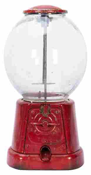 Advance Machine Co. 1 Cent Gumball Vendor. Chicago, IL,
