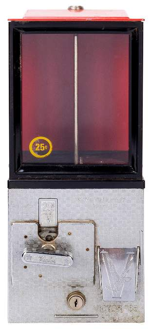 Victor Vending Corp. 'Victor 88' 25 Cent Gumball