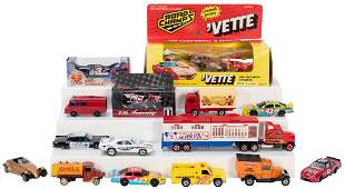 Lot of Die Cast Metal Cars. Including vehicles by: Hot