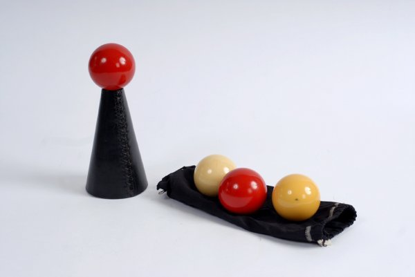 2: Bruce Cervon's Ball and Cone