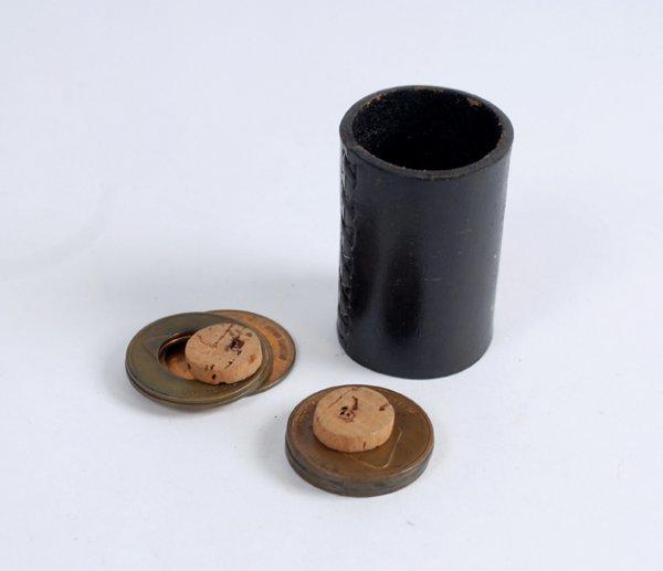 17: Bruce Cervon's Cylinder and Coins - Ramsay