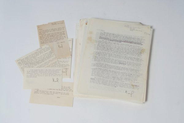 21: Archive of Karl Fulves correspondence and tricks. F