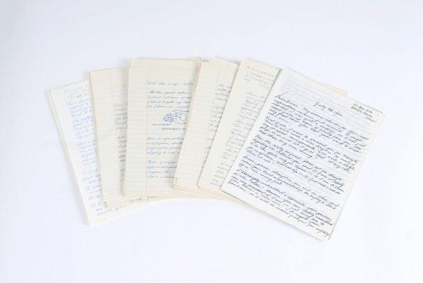 24: Archive of Roger Klause/Bruce Cervon correspondenc