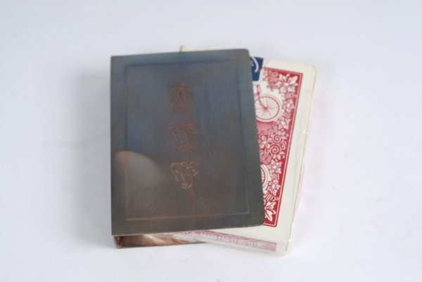61: Dai Vernon's Card Clip.