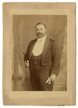 Bertram, Charles (James Bassett). Portrait of Charles