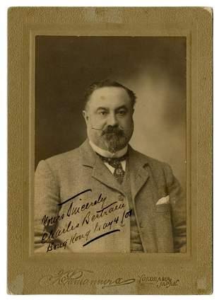 Bertram, Charles (James Bassett). Portrait of Magician