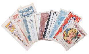 [Programs] Collection of 20 Vintage Magicians'