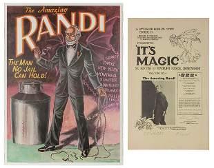 Randi, James (James Randall Zwinge). Two James Randi