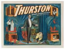 Thurston, Howard. Thurston. World's Greatest