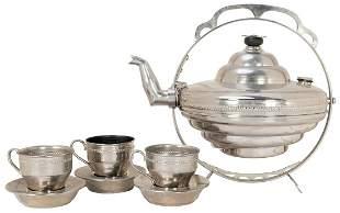 Appearing Tea Kettle Set. Flein: Rudiger Deutsch,