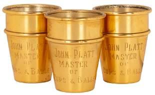 Platt, John. Johnny Platt P&L Cups and Balls. New